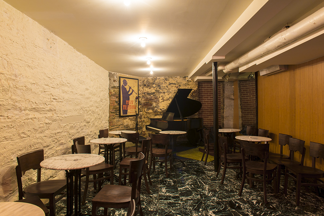 mezzrow club jazz nueva york